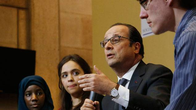 CESE Hollande